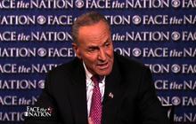 """Schumer """"cautiously hopeful"""" about shutdown, debt limit solution"""