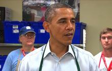Obama steps aside as shutdown negotiations progress
