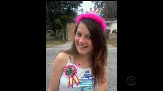 12岁的丽贝卡•塞德威克(Rebecca Sedwick)在被欺负数月之后开始了自己的生命。