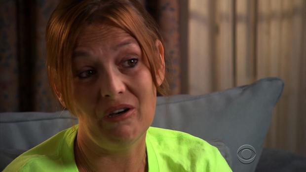 丽贝卡的母亲特里西娅诺曼说,她希望女儿的掠夺者被追究责任。