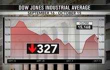 Stocks fall as debt deadline nears