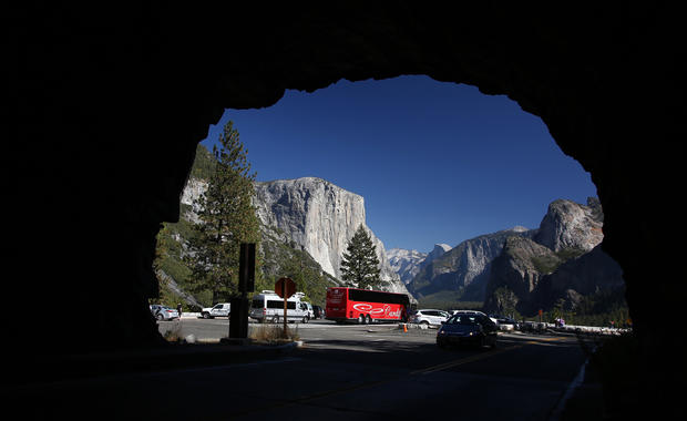 National Parks reopen