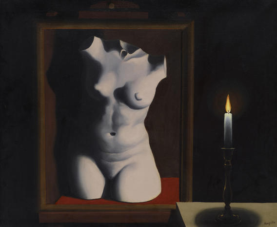 The surrealism of Magritte