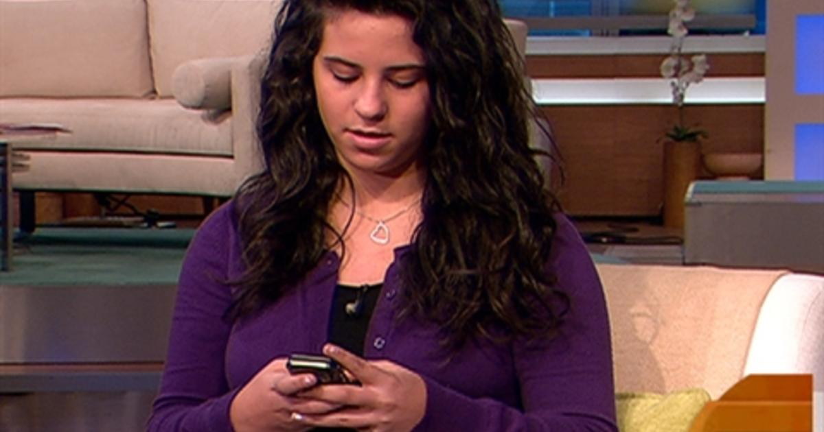 Cbs Extreme Teen Texting 50