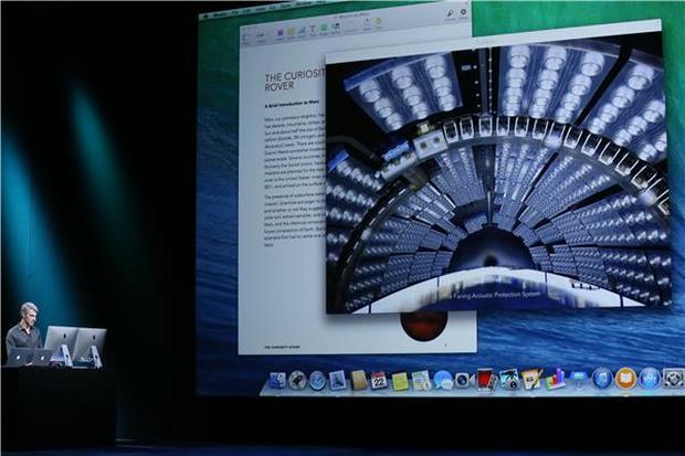 Apple unveils new iPad/Macbook/Mavericks