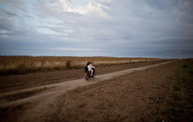 Agrochemicals health crisis in Argentina