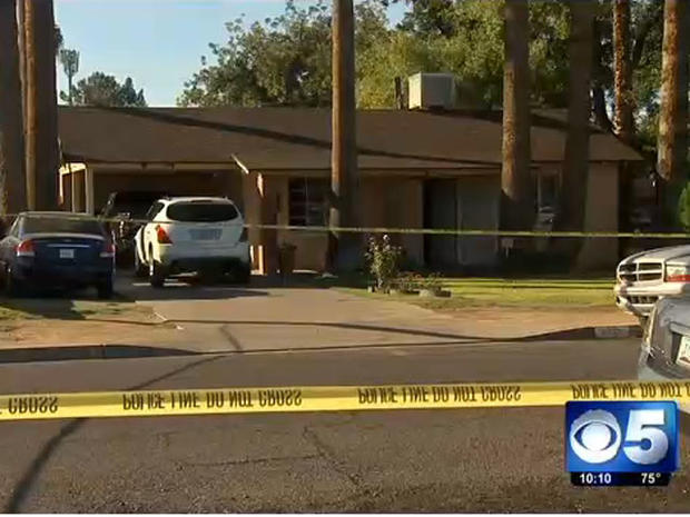 Ariz. couple killed while sleeping; suspect at large