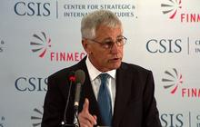 "Hagel: Budget crisis will cause ""dangerous degradation"" to U.S. military strength"