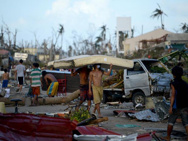Typhoon Haiyan, Philippines