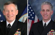 Bribery scandal threatens highest levels of U.S. Navy