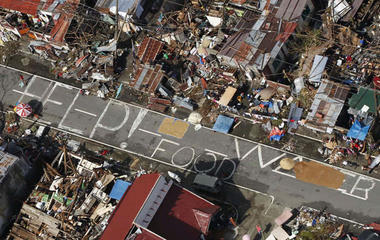 Typhoon Haiyan: Dire situation for hard-hit Tacloban, Philippines