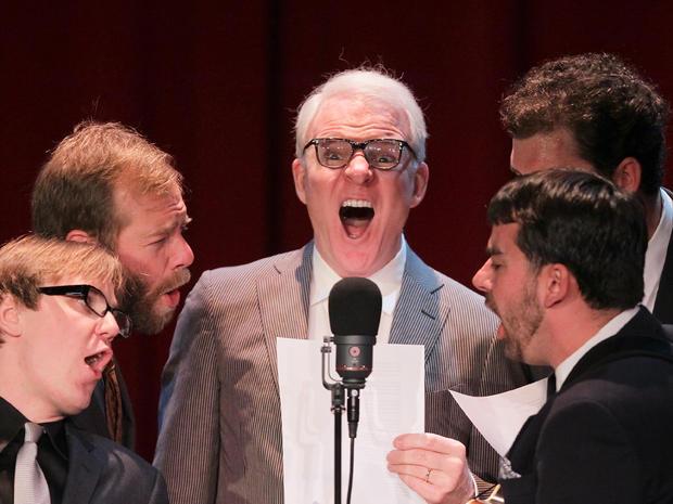 Oscar honors Steve Martin