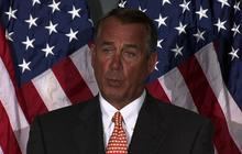 Boehner: House won't negotiate on Senate immigration bill