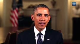 "Obama: U.S. ""poised to control our own energy future"""