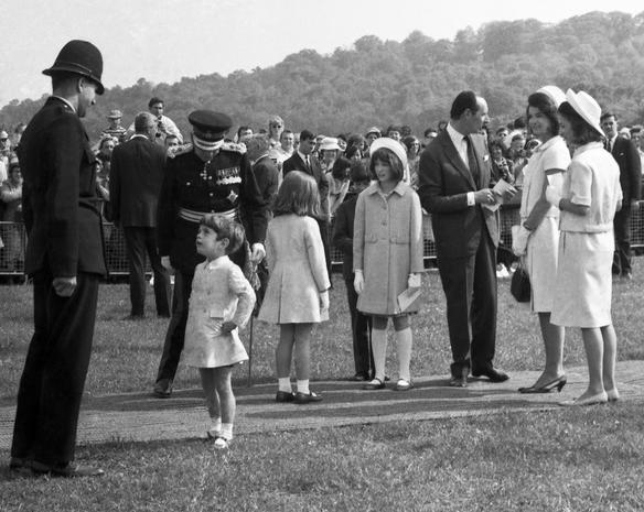 JFK assassination: World reaction