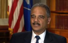 "Holder: ""I don't have any plans"" to step down as Attorney General"