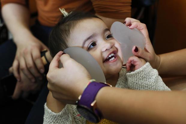 Doctor reverses amateur plastic surgeries