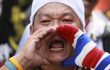 Protests heat up in Thailand