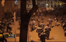 Ukraine sees most violent demonstrations since Orange Revolution