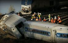 N.Y. commuter train was speeding before crash