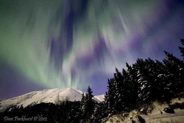 Alaska's amazing light show
