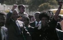 Bob Simon recalls first moment he saw freed Nelson Mandela