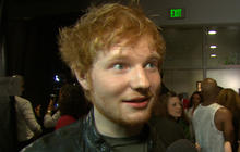 Why Ed Sheeran was surprised by his best new artist Grammy nod