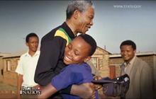 Maya Angelou's tribute to Nelson Mandela