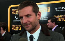 "Christian Bale, Amy Adams, Bradley Cooper do the ""American Hustle"""