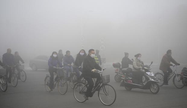 China's smog problem