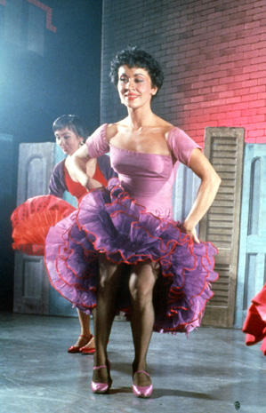 Quot West Side Story Quot Chita Rivera Pictures Cbs News