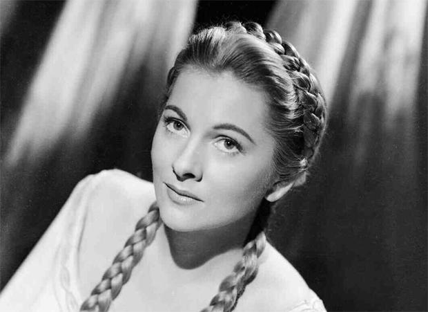 Joan Fontaine 1917-2013