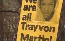 Trayvon Martin rally held in NYC's Union Square