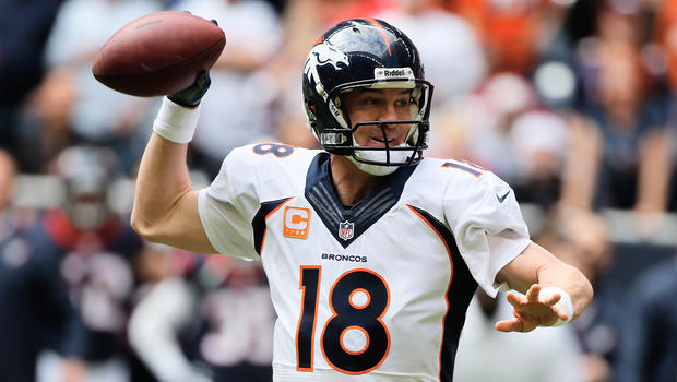 Peyton Manning's Single-Season Passing Yards Record Stands After NFL ...