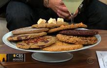 Chef Jeff Mahin's cookie creations