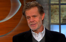 "William H. Macy: ""I just signed a new contract"" for ""Shameless"""