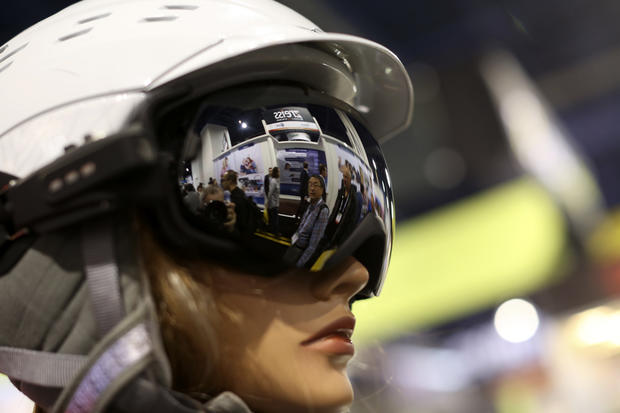 Wearable technology at CES 2014