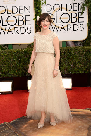Golden Globes 2014: Red carpet