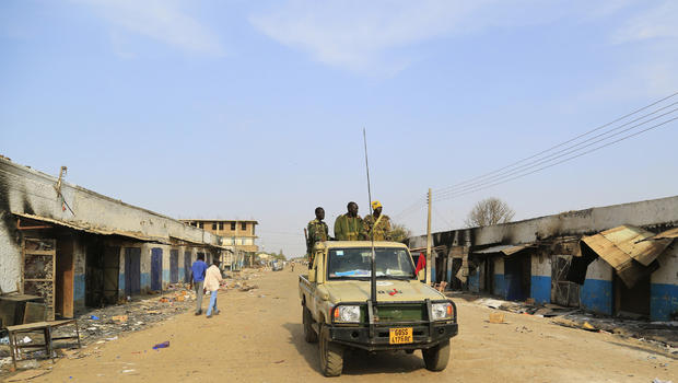 UN peacekeepers failed to respond to S.Sudan hotel attack -inquiry