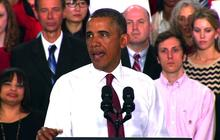 "Obama: Next generation of manufacturing ""an American revolution"""