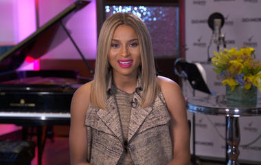 "Ciara: Grammy nomination was ""a truly unforgettable moment"""