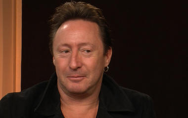 Julian Lennon on his 1986 best new artist Grammy nomination