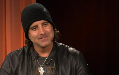 Creed's Scott Stapp on his 2001 Grammy win