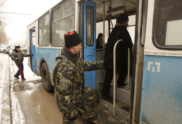 Russian security tightens as Olympics approach