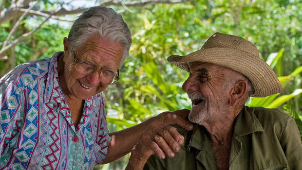Happiness in older age linked to more active, longer life ...
