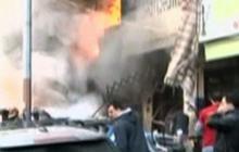 Beirut bombings kill several in suburb