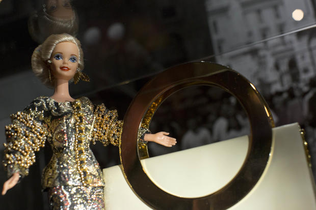 Barbie celebrates 50 years going Dutch