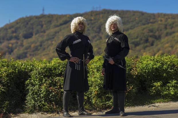 The Circassians of Sochi