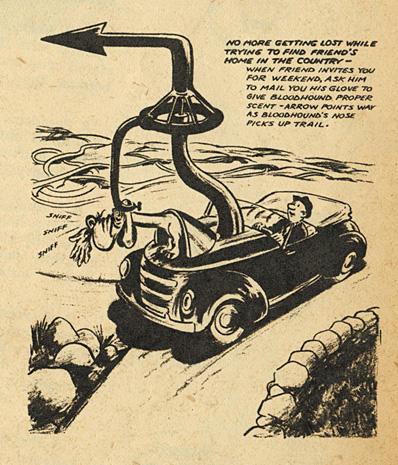 The wacky inventions of Rube Goldberg