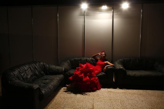 Fabulous flamenco fashions